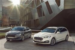 Car review: Ford Mondeo 2.0 TiVCT Hybrid HEV