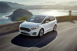 Car review: Ford S-MAX Vignale