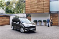 Car review: Ford Tourneo Courier