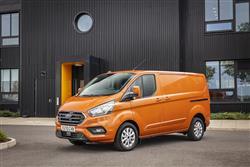 Van review: Ford Transit Custom PHEV