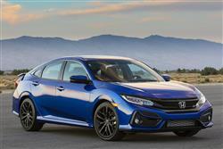 Car review: Honda Civic 4dr
