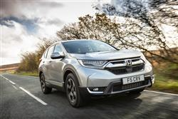 New Honda CR-V review