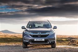 New Honda CR-V Hybrid review