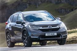 Car review: Honda CR-V Hybrid