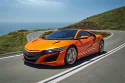 Car review: Honda NSX