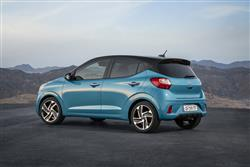New Hyundai i10 review