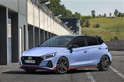 Car review: Hyundai i20N