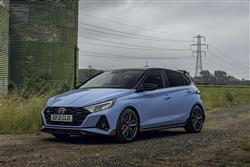 Car review: Hyundai i20 N