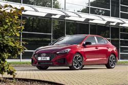 Car review: Hyundai i30 Fastback