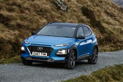 Car review: Hyundai Kona 1.6 T-GDi