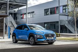 Car review: Hyundai Kona Hybrid