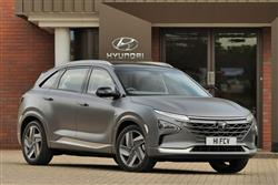 Car review: Hyundai NEXO