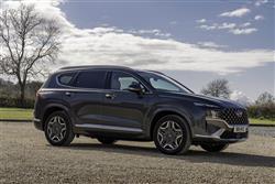 Car review: Hyundai Santa Fe Plug-in Hybrid