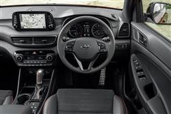 New Hyundai Tucson review