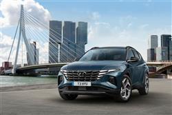 Car review: Hyundai Tucson Hybrid HEV