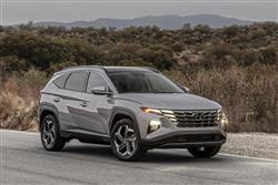 Car review: Hyundai Tucson Plug-in Hybrid