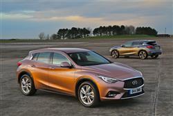 Car review: Infiniti Q30