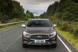 Car review: Infiniti QX30