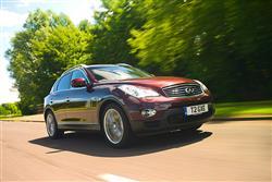 Car review: Infiniti QX50