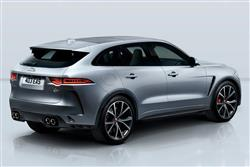 New Jaguar F-PACE review