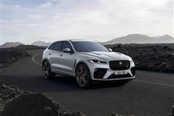 Car review: Jaguar F-PACE