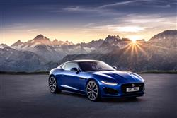 Car review: Jaguar F-TYPE Coupe