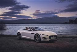 Car review: Jaguar F-TYPE Convertible