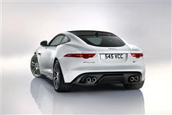 New Jaguar F-TYPE R Coupe review