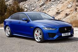 Car review: Jaguar XE