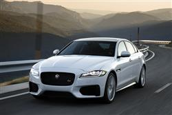 Car review: Jaguar XF