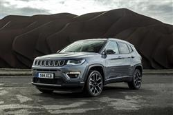 Car review: Jeep Compass 2.0 MultiJet 140hp 4x4 Limited