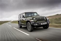 Car review: Jeep Wrangler