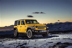 Car review: Jeep Wrangler Rubicon