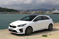 Car review: Kia Ceed GT