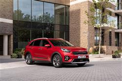 Car review: Kia Niro
