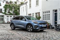 Car review: Kia Niro PHEV