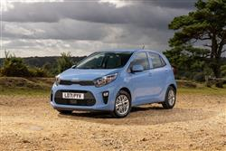 Car review: Kia Picanto