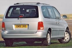 Car review: Kia Sedona (1999 - 2006)