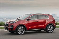 Car review: Kia Sportage 1.6 CRDi 134bhp 48V
