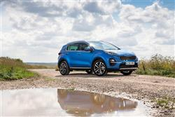 Car review: Kia Sportage