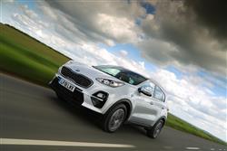New Kia Sportage review