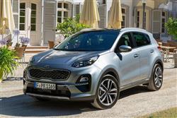 Car review: Kia Sportage 1.6 CRDi