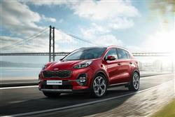 Car review: Kia Sportage 1.6 CRDi 134bhp 48V