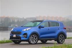 Car review: Kia Sportage 1.6 GDi