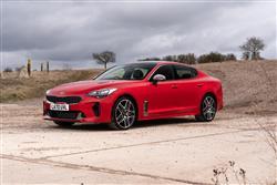 Car review: Kia Stinger