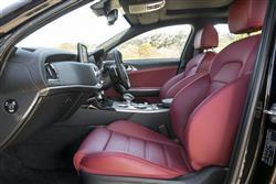 New Kia Stinger review