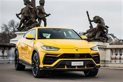Car review: Lamborghini Urus