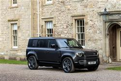 Car review: Land Rover Defender