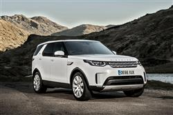 Car review: Land Rover Discovery Sd4