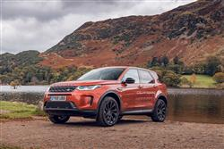 Car review: Land Rover Discovery Sport D240